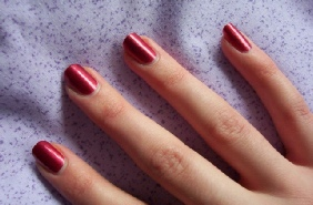 Gel Nails available at Little Luxuries